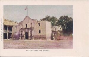 San Antonio TX, The Alamo, Pre 1907, Texas and American History