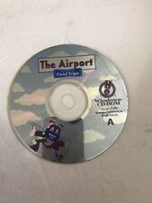 The Airport Field Trips Junior Windows DC-ROM Tested Rare Vintage Ships N 24hrs