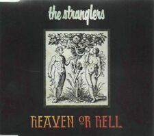 THE STRANGLERS 1992 Australian CD single HEAVEN or HELL - EX+ condition