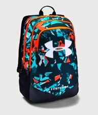 Under Armour UA Storm Scrimmage Backpack Deceit /Black, Camp/Travel /School Bag