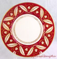 AB1 Vintage Royal Worcester Ettrick Bone China Red Feather #51