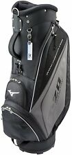 MIZUNO Golf Caddy Bag Tea Zoids 9.5 x 47 inch 2.7kg 5LJC179300 Black