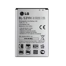Original LG BL-53YH Akku Batterie für LG G3 OPTIMUS D855 3000mAh Battery Neu2016