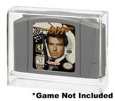 Nintendo N64 Game Cartridge Display Case