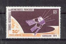 """Français Antarctique - Taaf 35 Satellite D 1 """" - Espace ** (MNH)"""