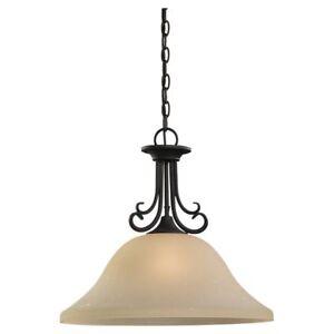 Sea Gull Lighting Del Prato 65121-820 One Light Pendant