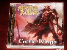 Rocka Rollas: Celtic Kings CD 2018 Stormspell Records USA SSR-DL-228 NEW