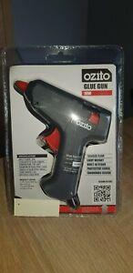 Ozito GGM-010U Hot Melt Electric Glue Gun With Stand 10 Watt DIY Adhesive