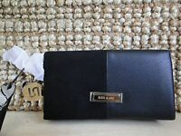 River Island black purse new with tag