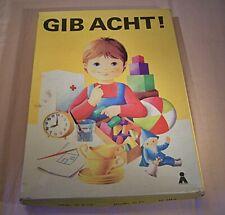 "04 254 Plasticart DDR Würfelspiel ""Gib Acht"""