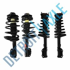 for 1995 1996 Toyota Camry Front & Rear Struts & Coil Springs Coupe Sedan 2.2L