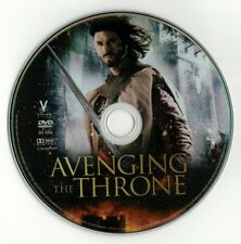 Avenging the Throne (DVD disc) 2014 Andrei Claude, Audrey Harrison