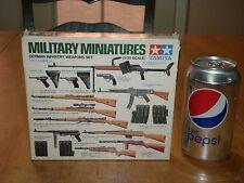 WW2, GERMAN Infantry Weapons Set, TAMIYA, Plastic Model Kit, Scale 1/35
