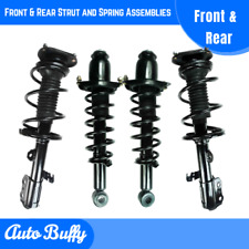 Front & Rear Complete Strut and Spring Assembly 2003-2008 Toyota Corolla (USA)