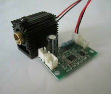 532nm 100mW Green Laser Module with Driver (808nm/532nm&660nm + TTL) +heat sink