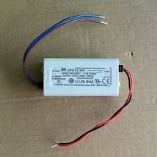1pc New MEAN EWLL LED switching power supply APC-16-350