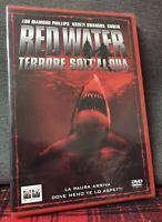 Red Water Terrore Sott'Acqua DVD Nuovo Sigillato Import ITA Coolio Swanson