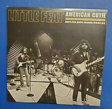 Little Feat & Lowell George - American Cutie - Live Denver 1973 - SEALED 2 LPs
