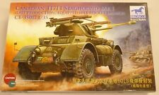 Bronco 1/35 Canadian T17E1 Staghound MK I Late Production w 60# Rocket Launcher