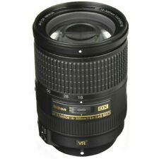 Nikon Nikkor 18-300mm f/3.5-5.6 SWM Aspherical IF SIC M/A ED VR AF-S G DX Lens