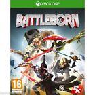 Battleborn xbox one NEUF SOUS BLISTER VERSION FRANCAISE