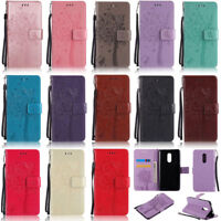 Cat Tree Wallet Leather Flip Cover Case For Xiaomi Redmi Note 9s Note 8 8A 9 K20