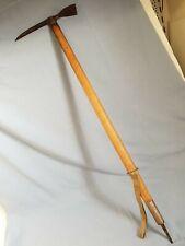 Alter Eispickel, original Aschenbrenner Fulpmes Stubai, 100cm