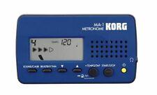 Korg MA-2 Digital Metronome Blue For Drum Guitar Piano MA2 - Repl