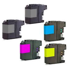LC223 Pack de 5 cartuchos (BK/C/M/Y) tinta compatible Brother LC223VALBP