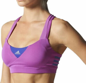 adidas Womens Infinite Series Supernova Sports Bra Climacool All Sizes S13779