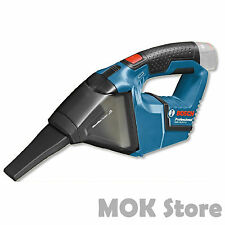 Bosch GAS 10.8V-LI Professional Vacuum Cleaner Cordless Battery Tool Bare Tool