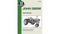 I&T Shop Manual for John Deere Gasoline Tractors 3010 3020 4000 4010 4020