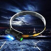 20000LM XM-L 2L2 LED USB Stirnlampe Kopflampe Scheinwerfer taschenlampe