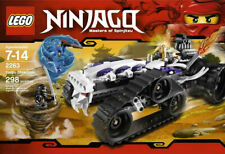 "LEGO Ninjago ""Turbo Shredder"" (set # 2263)"