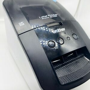 Brother QL700 Label Maker Thermal Printer, USB 2.0 With Labels