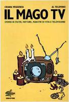 Il mago TV - Chiara Veggenza, Al Telefono - Libro nuovo e RARO!