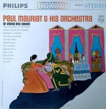 PAUL MAURIAT - OF VODKA AND CAVIAR - PHILIPS LP - STEREO PRESSING