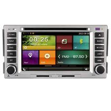 Car DVD Player Radio GPS stereo For Hyundai Santa Fe 2006-2012 Headunit Stereo