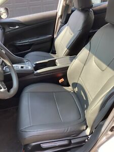 Coverking Custom Seat Covers Premium Leatherette Front And Rear Rows