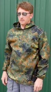 Medium Arktis A192 Windshirt w/Hood, PCU Level 4, German Flectarn Camo, SAS