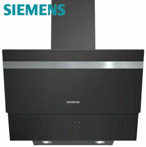 Siemens LC65KA670 Dunstabzugshaube 60cm Kopffreihaube Schwarz Wand-Esse