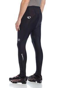 Pearl Izumi Men's Elite Thermal Barrier Cycling Tight Black Sz XL #11111353 (Q2)