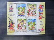 2010 - Romania - Children Books, Carti Pentru Copii, Tip. I -MNH