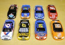 1999-06 LIFE-LIKE Slot Car 8-BODY NASCAR SET A+ & CHEAP