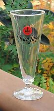 Carlton Crown Lager Stemmed Barware Beer Glass *200 ml Glass *2 Available