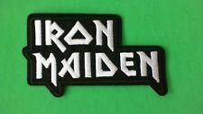 Iron Maiden Iron On Patch! New USA Seller NWOBHM Metallica