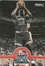 FREE SHIPPING-MINT-1994-95 Skybox USA Basketball #69 Shaquille O'Neal  Magic