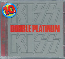 Kiss. Double Platinum (1978) CD NUOVO Detroit Rock City. C'Mon and Love Me. Beth