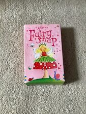 Usborne Fairy Snap Card Game