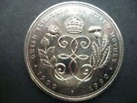 1990  £5 COIN (CROWN)  THE QUEEN MOTHERS  90TH BIRTHDAY 1990 FIVE POUNDS COIN.